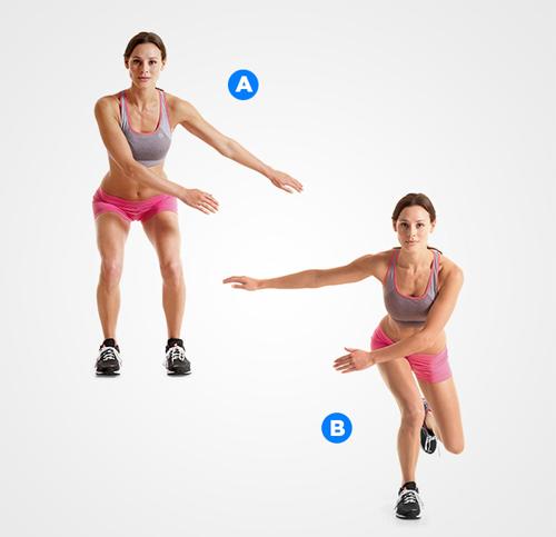Bật mí 4 bài tập giúp bạn giảm mỡ thừa và đùi thon gọn3