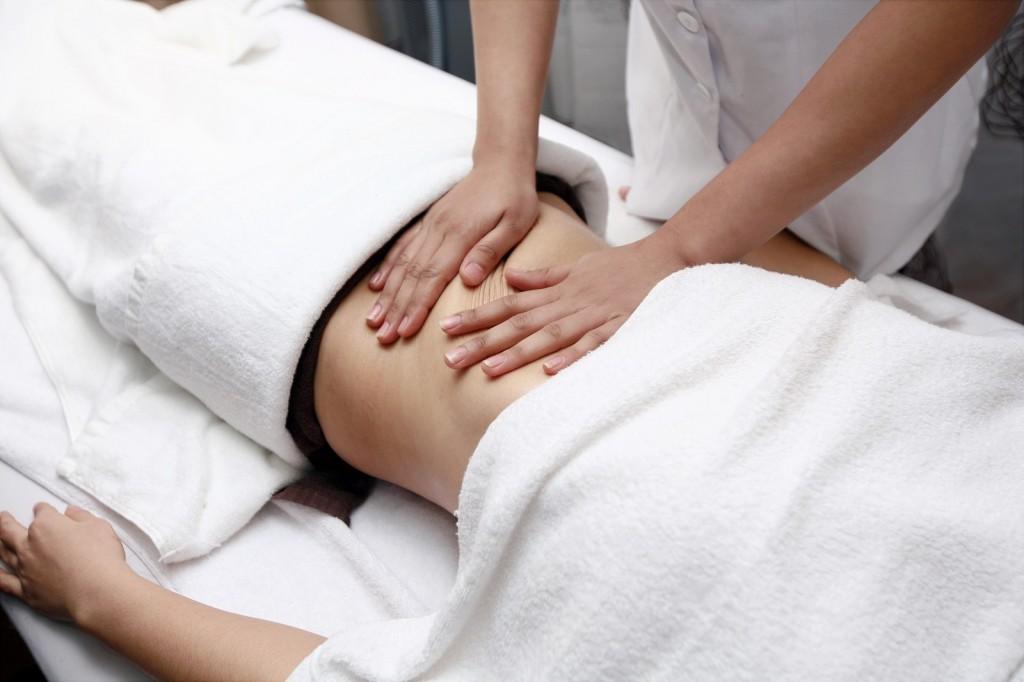 Bí quyết massage đúng cách giúp giảm mỡ bụng một cách tự nhiên3