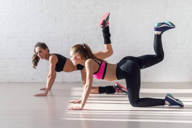 Tư vấn 4 bài tập giúp giảm béo hữu hiệu cho người béo