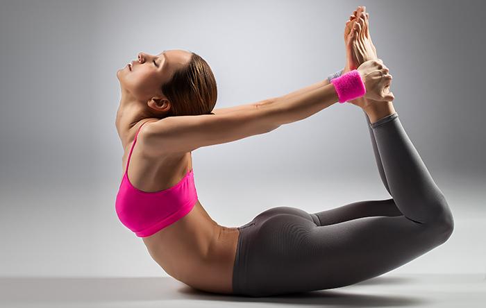 Tư vấn 4 tư thế yoga giúp người tập cải thiện vóc dáng và cải thiện vòng 15