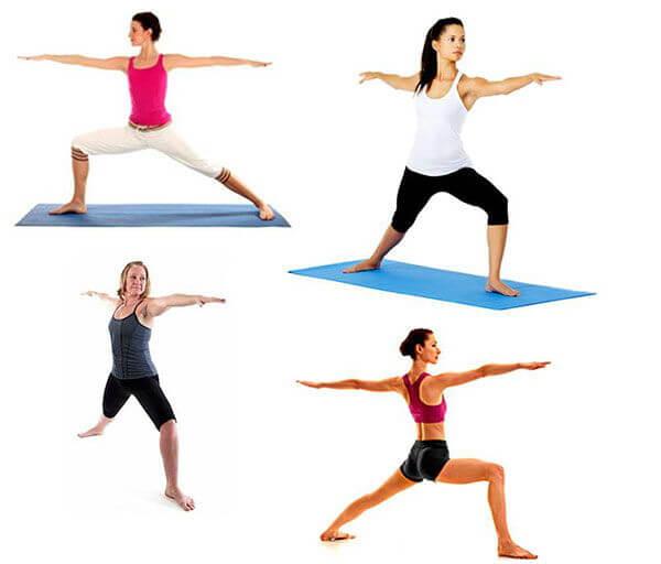 Tư vấn 5 bài tập giúp chị em giảm cân và giảm béo vòng eo3