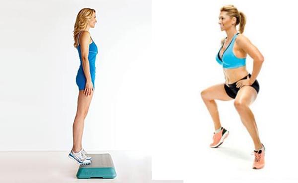 Tư vấn 5 bài tập giúp chị em giảm cân và giảm béo vòng eo6