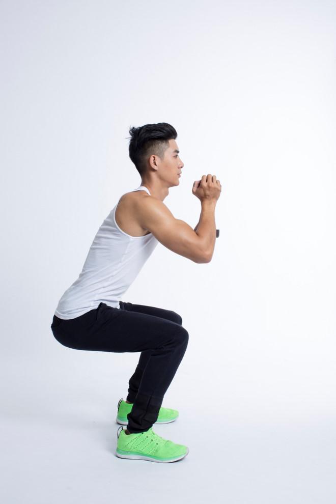 5 bài tập thể dục giúp người tập giảm mỡ vùng eo hiệu quả2