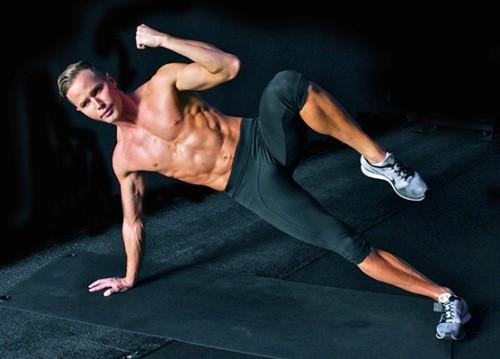 5 bài tập thể dục giúp người tập giảm mỡ vùng eo hiệu quả5