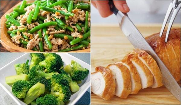 Ăn chay, lowcarb và Detox 3 chế độ ăn giảm cân khoa học nhất hiện nay