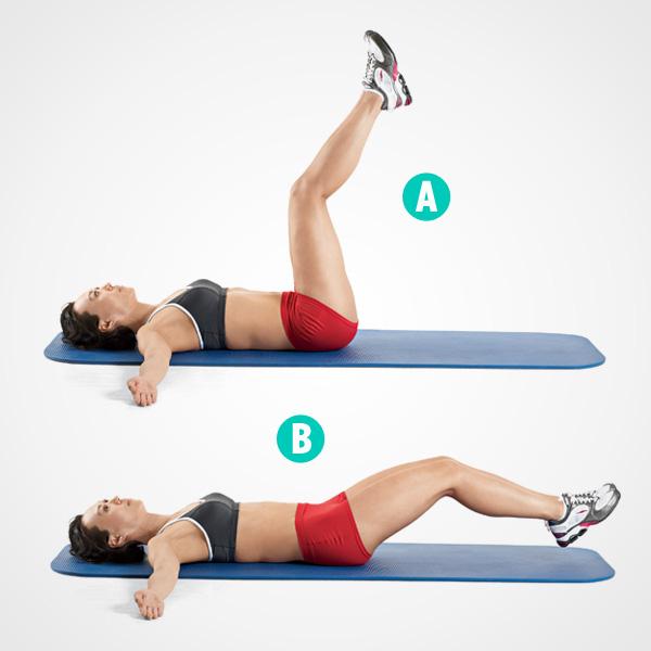 Giới thiệu 5 bài tập giảm mỡ bụng hiệu quả nhanh chóng tại nhà2