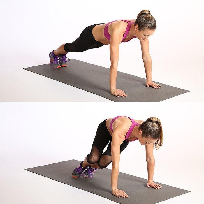 Tư vấn 5 bài tập giúp đánh tan mỡ bụng áp dụng 20 phút mỗi ngày3