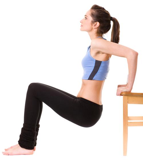Tư vấn 5 động tác giúp bắp tay giảm mỡ và săn chắc5
