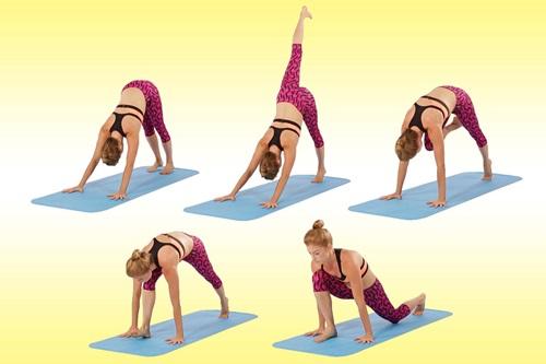 Bật mí 4 bài tập yoga giúp giảm cân an toàn và phòng trừ bệnh tật4