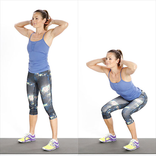 Tư vấn 5 bài tập đơn giản giúp giảm cân sau sinh hữu hiệu4