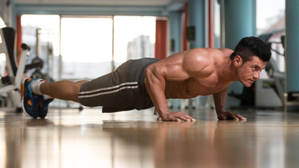 Hít đất đúng cách giúp giảm mỡ bụng giảm béo cực tốt!5