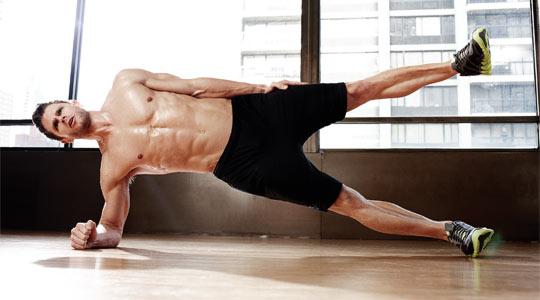 Hít đất đúng cách giúp giảm mỡ bụng giảm béo cực tốt!3