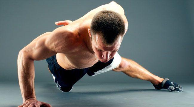 Hít đất đúng cách giúp giảm mỡ bụng giảm béo cực tốt!4