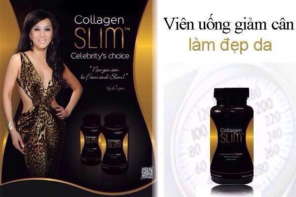 Mua thuốc giảm cân Collagen Slim ở đâu?
