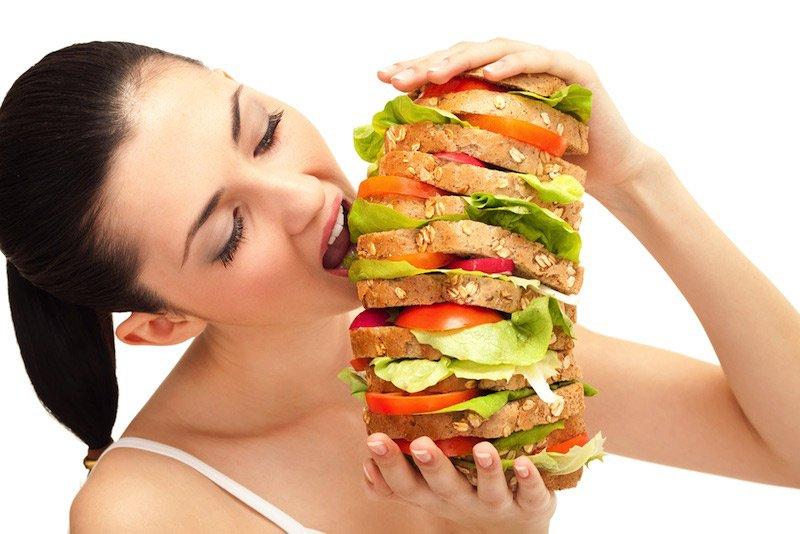 5 cách ngu ngốc khiến bạn bị tăng cân mỗi ngày mà vẫn nghĩ là cách giúp giảm cân3