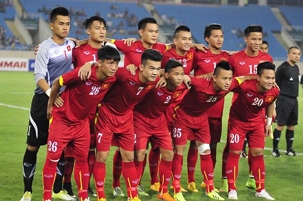 Học các chàng trai U23 Việt Nam để có thân hình rắn chắc8