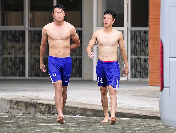 Học các chàng trai U23 Việt Nam để có thân hình rắn chắc6