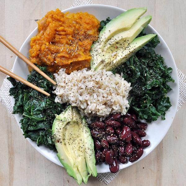 Học cách giảm cân nhẹ nhàng với chế độ ăn thực dưỡng9