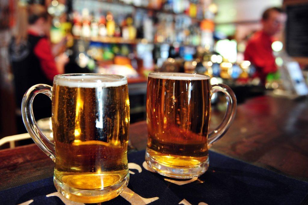 Thường xuyên tiếp khách và uống bia, làm sao để giảm mỡ bụng6