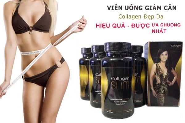 Tác dụng phụ của thuốc giảm cân Collagen Slim USA3