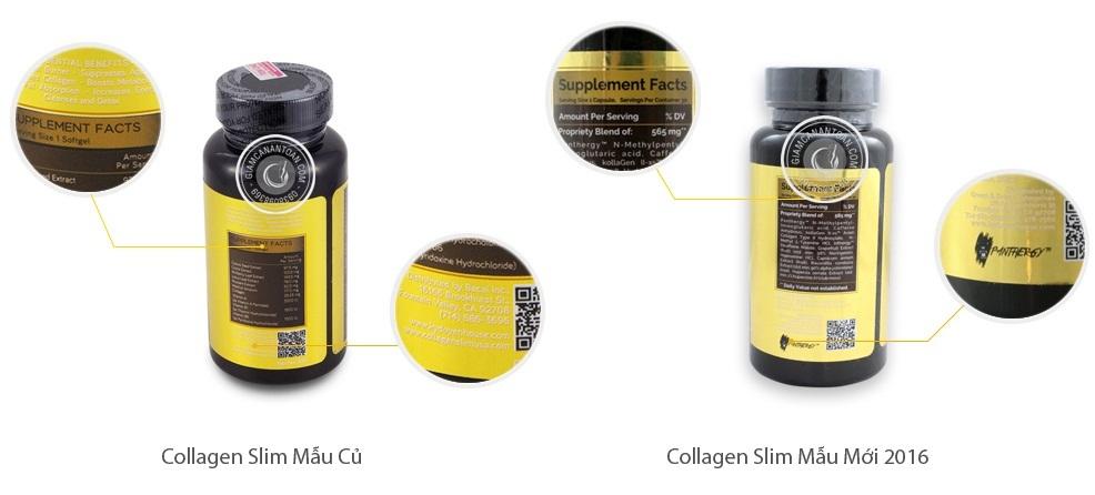 Một số review thuốc giảm cân Collagen Slim USA của khách hàng3