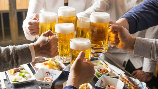 Nam giới hay uống bia cần chú ý điều gì để giảm cân thực sự?2
