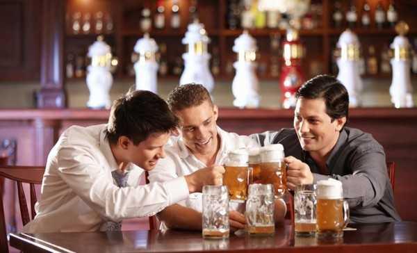 Nam giới hay uống bia cần chú ý điều gì để giảm cân thực sự?6