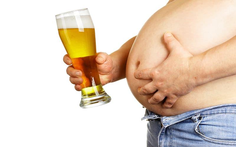 Nam giới hay uống bia cần chú ý điều gì để giảm cân thực sự?3