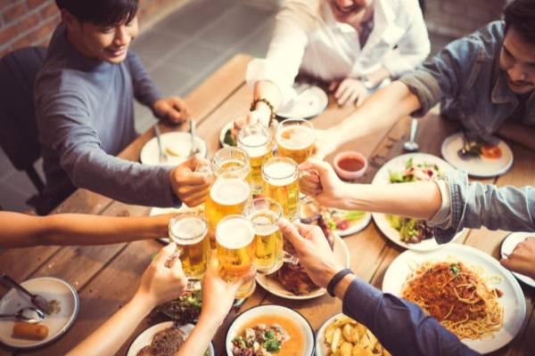 Nam giới hay uống bia cần chú ý điều gì để giảm cân thực sự?8